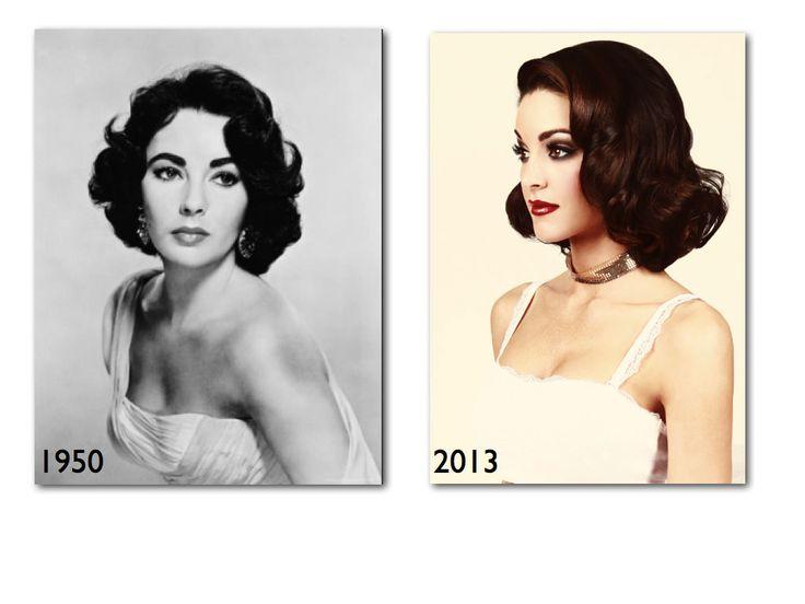 Elizabeth Taylor-Inspired Soft Curls | Vintage-Inspired ...