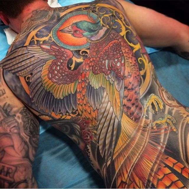 """ #Instagram pick of the day: #Artist: Jeff Gogue Location: @offthemaptattoo…"