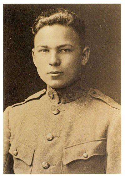 Saying Goodbye:  America's Last Doughboy (Frank Buckles) by Ashley Bernardi - Great Article