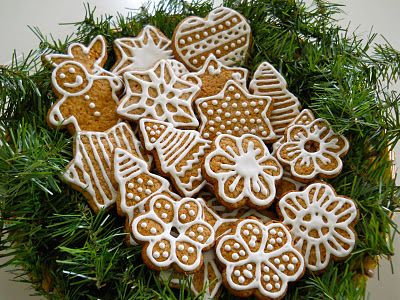 slovak gingerbreak cookie recipe