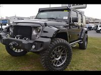 Custom Jeep Store Edition 2016 Jeep Wrangler Unlimited Sport Price: $59,995