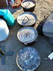 Going Dutch: The art and practice of dutch oven cooking.