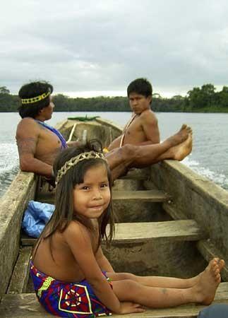 indigenas paraguayas