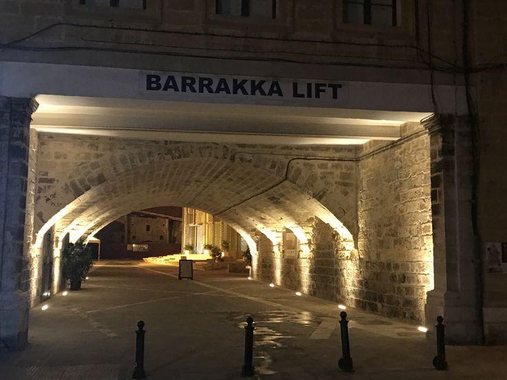 Barraka Lift Malta