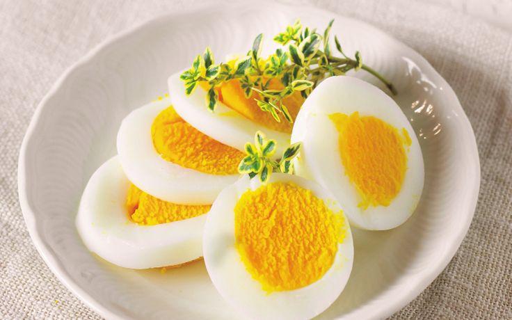L'uovo bollito - Piattoforte
