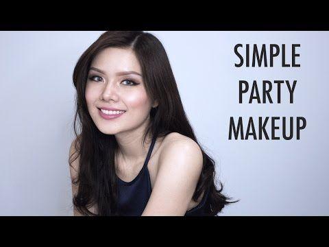 Simple Party Makeup Tutorial (Bahasa Indonesia)   Christine Sindoko http://makeup-project.ru/2017/07/15/simple-party-makeup-tutorial-bahasa-indonesia-christine-sindoko/