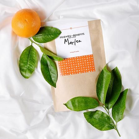Friends with Benefits | Marlon body scrub | Photo: Márton Kecskés | Happy Brand Makers | feeling good