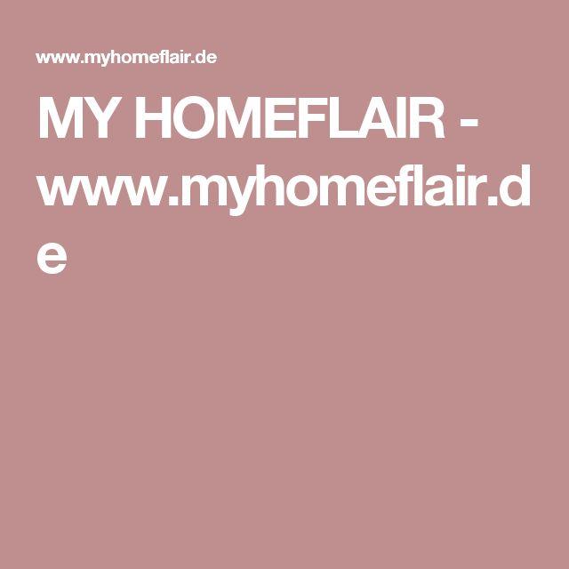 MY HOMEFLAIR - www.myhomeflair.de