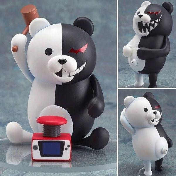 Dangan Ronpa black bear anime  figure  PVC figures doll dolls action toy