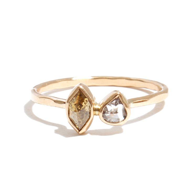 Melissa Joy Manning 18-karat Gold Sapphire Ring 32Sy0kRa
