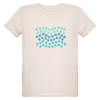 Polka Dots Waves T-Shirt