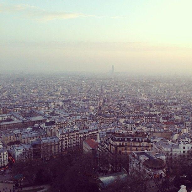 Paris / photo by Gabriel Ricioppo