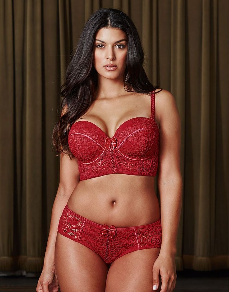 julie contour plus | lingerie and curves