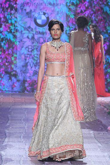 Jyotsna Tiwari | BMW India Bridal Fashion Week 2015 #PM #Indiancouture