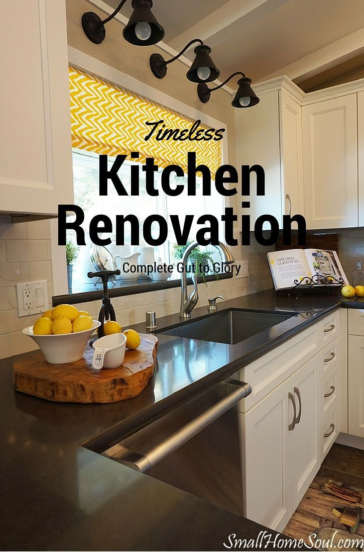 Our Kitchen Renovation   How We Saved Money And Survived The Process