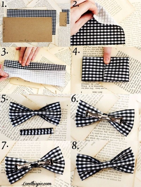 DIY Hair Bow diy crafts craft ideas easy crafts diy ideas crafty easy diy craft bow diy hair bow diybows hair diy