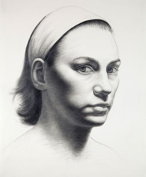 132 best Portraits in Pencils, Charcoal images on ...