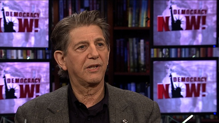 After Rebuff by Clinton, Actor Peter Coyote Joins New Push to Sway Obama on Leonard Peltier Clemency