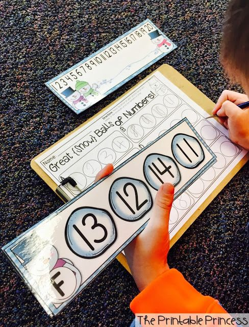 This blog post has great winter math centers for Kindergarten! Click through to see snowmen, snowballs, penguins, igloos, snowflakes, snow, and fun winter math centers. Your Kindergarten students will get practice subtraction, missing numbers, counting, tallies, base ten, addition, graphing, numbers 1-20, and more! This is a great resource to use in December, January, or all winter long for your Kindergarten classroom or homeschool! Plus there's a FREE download included!
