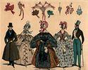 Мобильный LiveInternet Старинные платья и костюмы с выкройками. Часть 1 | valirossi - Дневник valirossi |