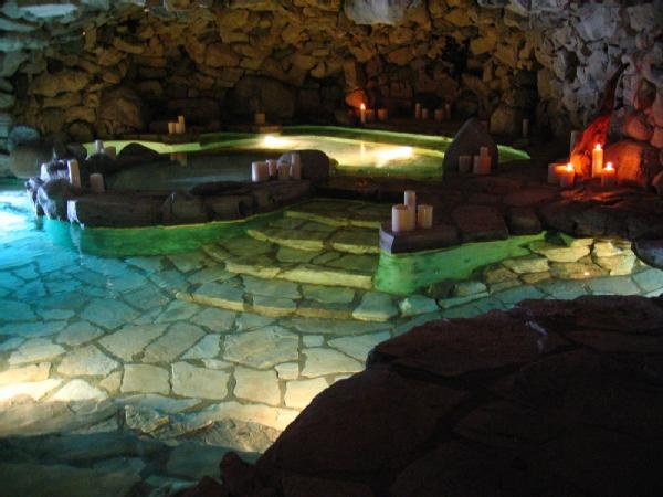 Beautiful and mysterious pool home decor pinterest pools and beautiful for Natural swimming pools los angeles