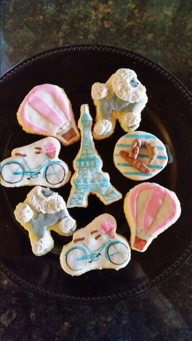 Paris biscuits