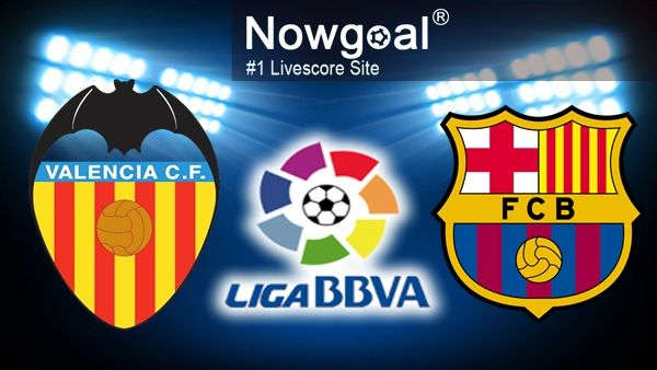 Spanish La Liga / Valencia VS FC Barcelona -- Valencia +1.50 @1.76