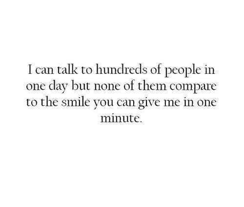 he makes me smile quotes | Tumblr