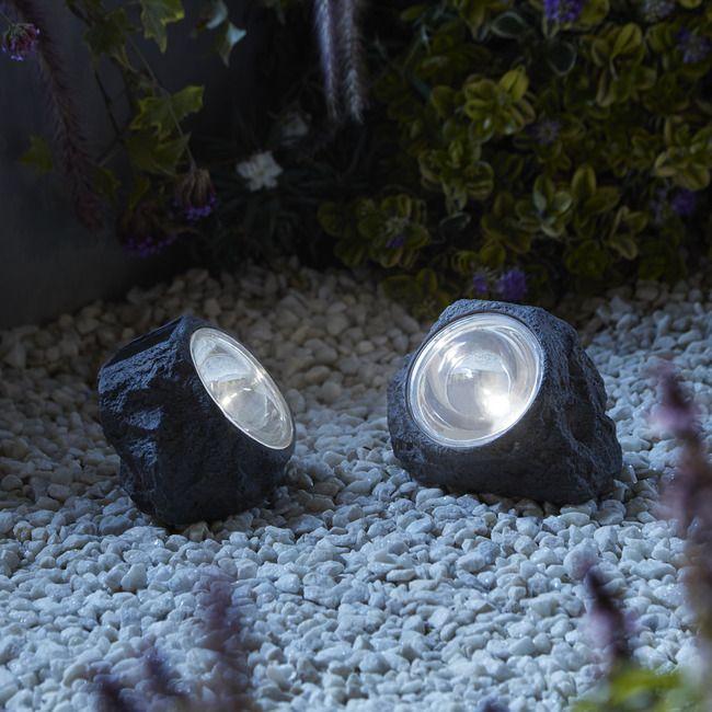Lampka Solarna Led Kamien Smd Oswietlenie Solarne In 2021 Rings For Men Led Rings