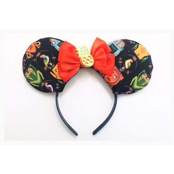 Tiki Room Mouse Ears Tiki Room Tiki Room by ToNeverNeverland