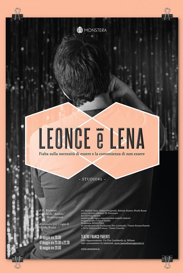LEONCE e LENA by LILIGUTT , via Behance