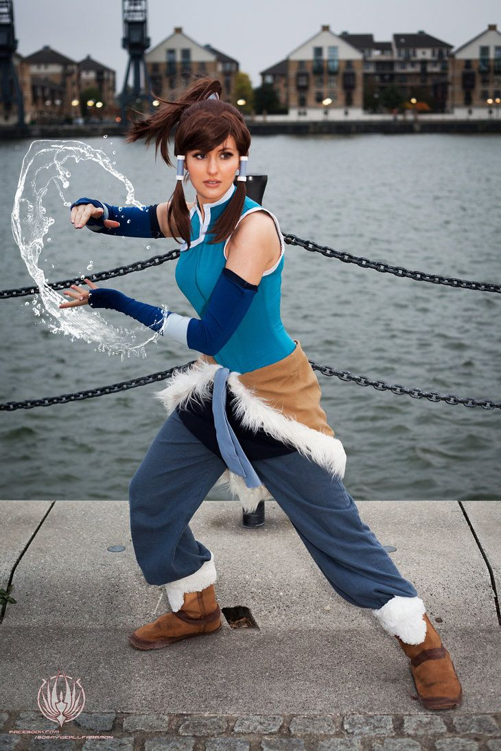 The Legend of Korra - Waterbending by faramon on deviantART