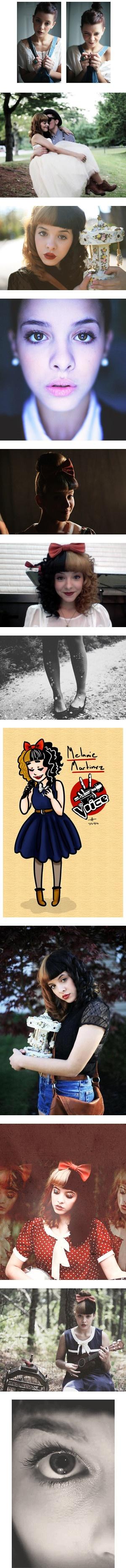 """Melanie Martinez"" by neearememberssunday ❤ liked on Polyvore"