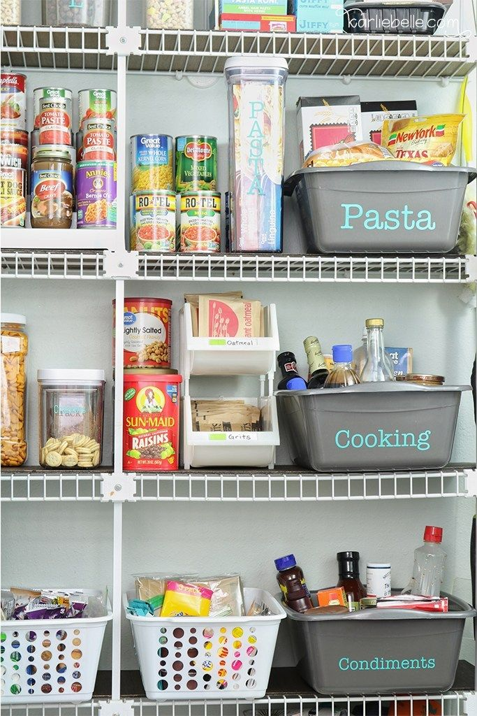 an organized pantry with wire shelving hack moms house wire pantry shelves pantry on kitchen organization no pantry id=50233