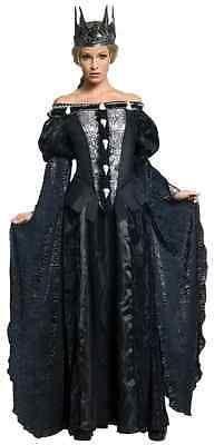 Ravenna Snow White Huntsman Movie Evil Queen Fancy Dress Halloween Adult Costume