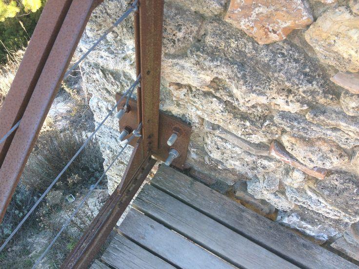 Oltre 25 fantastiche idee su passerella di legno su for Schierandosi dalla roccia in casa