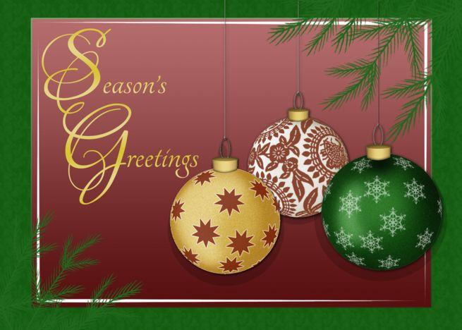 Season Rsquo S Greetings Christmas Ornaments Card Ad Sponsored Rsquo Season Christmas C Christmas Card Ornaments Ornament Card Christmas Greetings