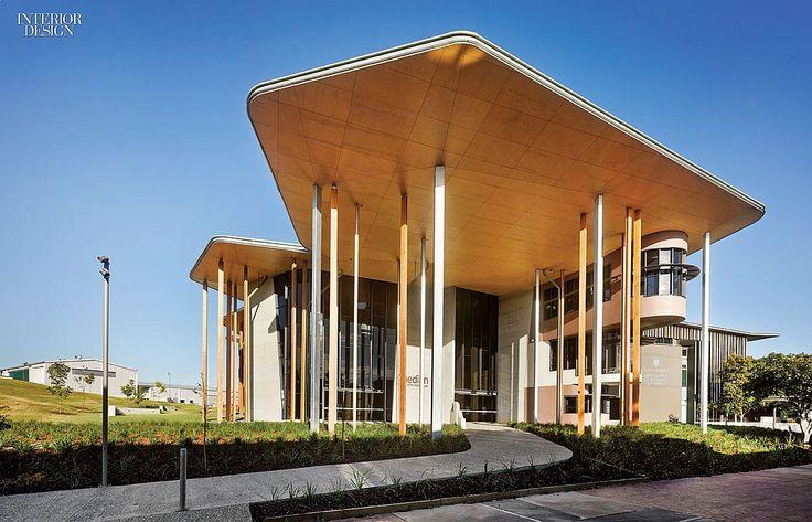 Ripple Effect: CRAB Studio Designs Queensland Architecture School | Projects | Interior Design