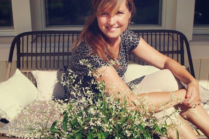 me on a terrace