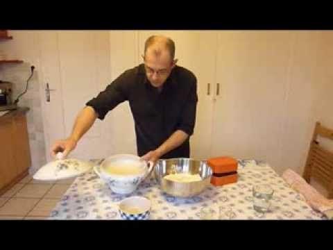 """Faire le pain au """" levain maison """""""