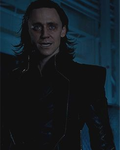 I cannot believe how there can be something so seductive in a villain. (GIF)
