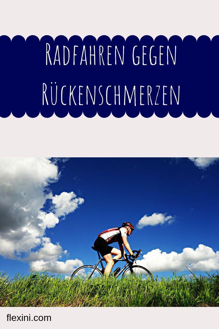 Radfahren: So kannst Du Deinen Rücken stärken un…