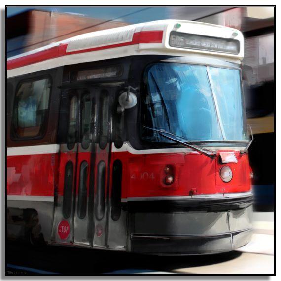 Tibi Hegyesi-cityscapes -Toronto - TOT110