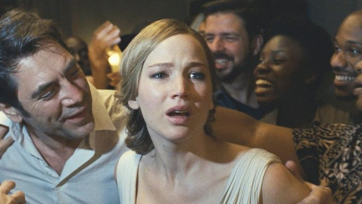 MOTHER! Movie--Psychological Horror starring Jennifer Lawrence