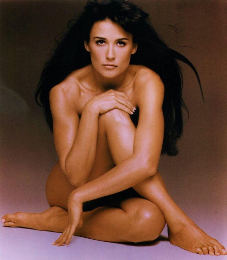 Image - Demi MOORE, née le 11 Novembre 1962 - MARILYN MONROE et les autres - Skyrock.com
