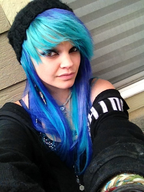 30 Best Hair Images On Pinterest Chalking Hair Coloured Hair And