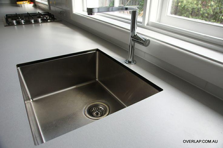Undermount Sinks Australia : Bredskar undermount sink Kitchen Renovation by Overlap.com.au ...