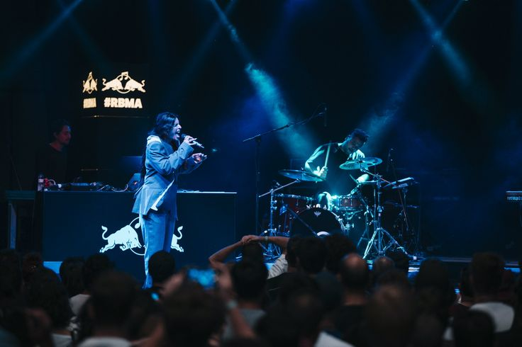 Sevdaliza at SonarDome by Red Bull Music Academy