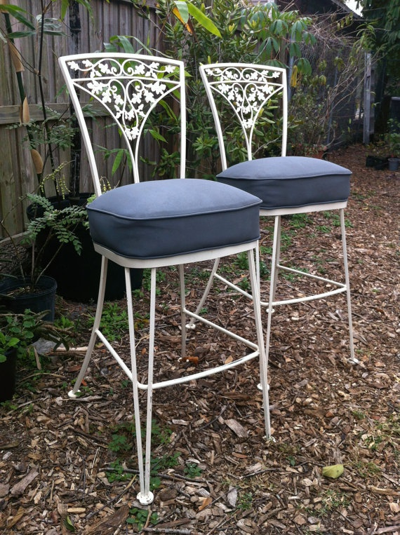 Best Of Wrought Iron Patio Bar Stools