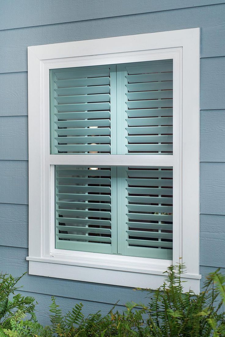 The White Collection 25 Off White shutters, Interior